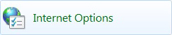 Internet Options Icon